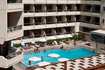 Lomeniz Hotel, Родос