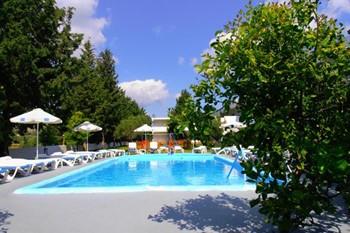 Loutanis Hotel, Родос