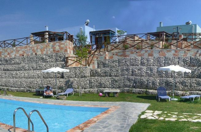 Petroto Villas, Родос