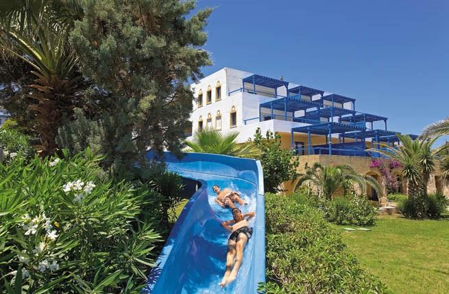 Aldemar Amilia Mare Beach Resort, Родос