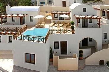 Amerisa Suites Hotel, Санторини