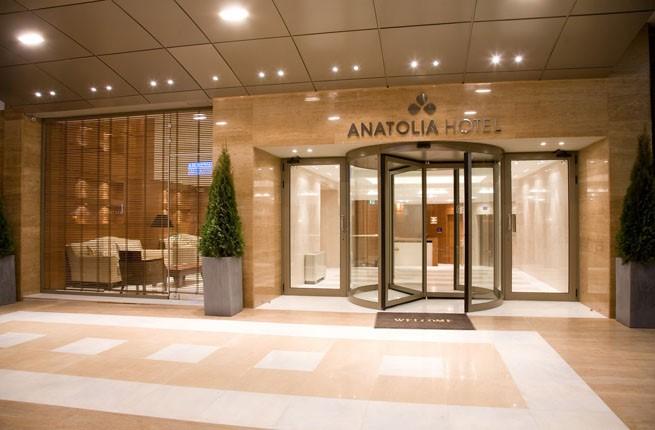 Anatolia Hotel, Салоники