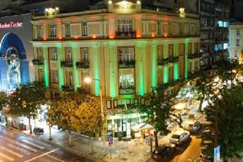 Kinissi Palace Hotel, Салоники