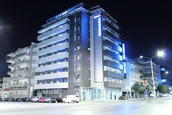 Rotonda Hotel, Салоники