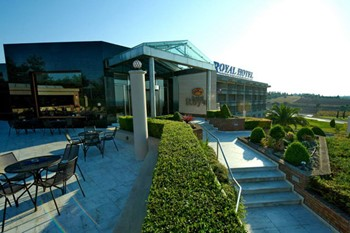Royal Hotel, Салоники
