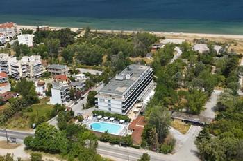 Sun Beach Hotel, Салоники