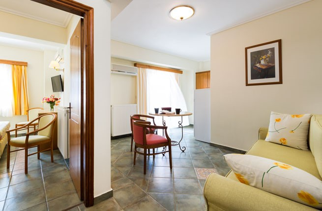Andreolas Luxury Suites, Закинф