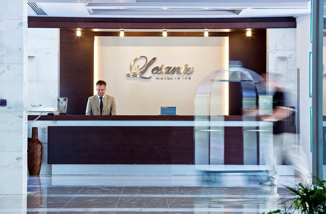 Lesante Luxury Hotel and Spa, Закинф