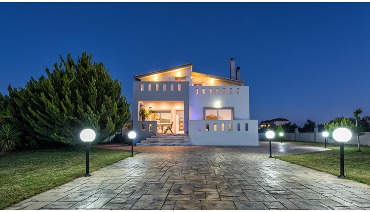 Muthee Luxurious Private Villa, Закинф
