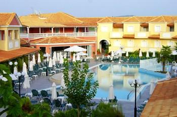 Zefyros Ecoresort Hotel, Закинф