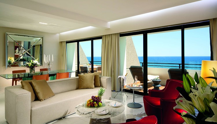 Presidential Suite Sea View