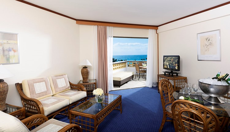 Executive 1Bedroom Suite Sea View