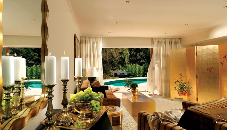 Luxury Junior Suite Private Pool Side Sea View