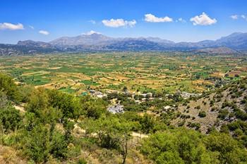 Плато Лассити и пещера Зевса, Крит