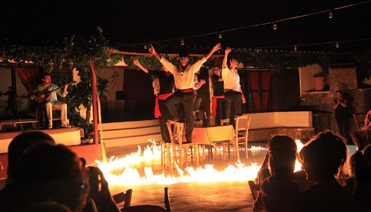 Критский вечер, Крит