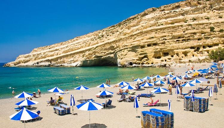 Долина Мессара - Гортина - Матала, Крит