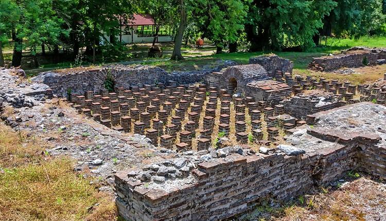 Олимп – Дион – Вергина, Халкидики