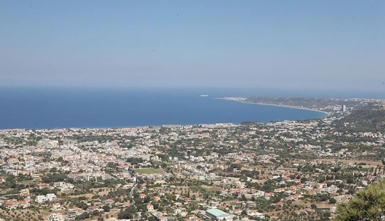 Город Родос и холм Филеримос, Родос