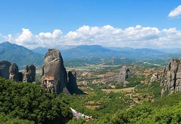 Тур «Вся Греция» из города Салоники с посещением Метеоры (5 дней; цены по запросу)