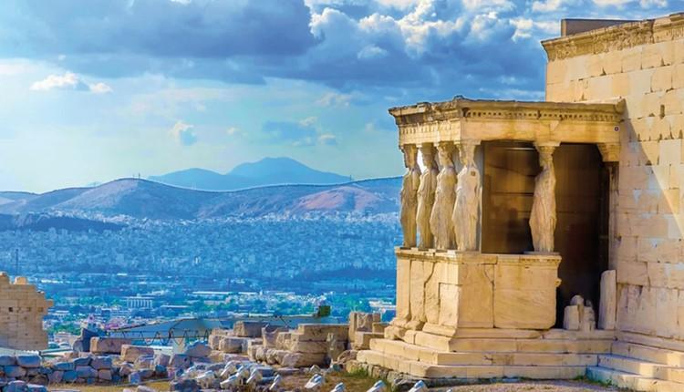 Шоппинг в Афинах, Афины