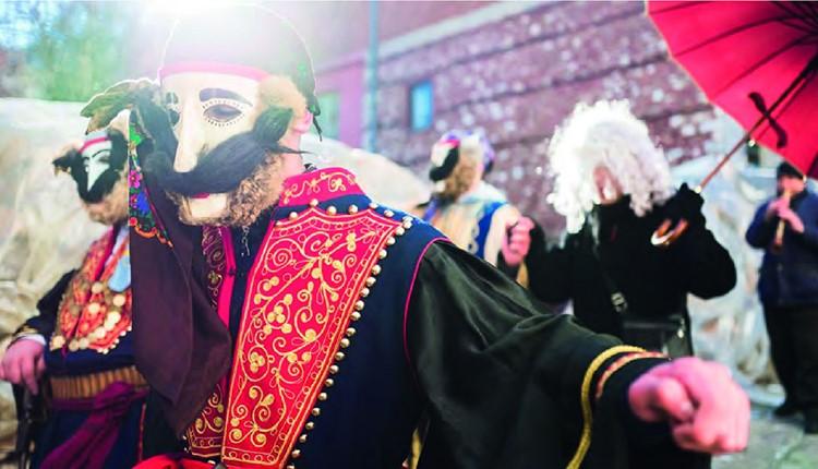 """Рождество и карнавал """"Рагуцарья"""" в Касторье (03.01-10.01.18), Салоники"""