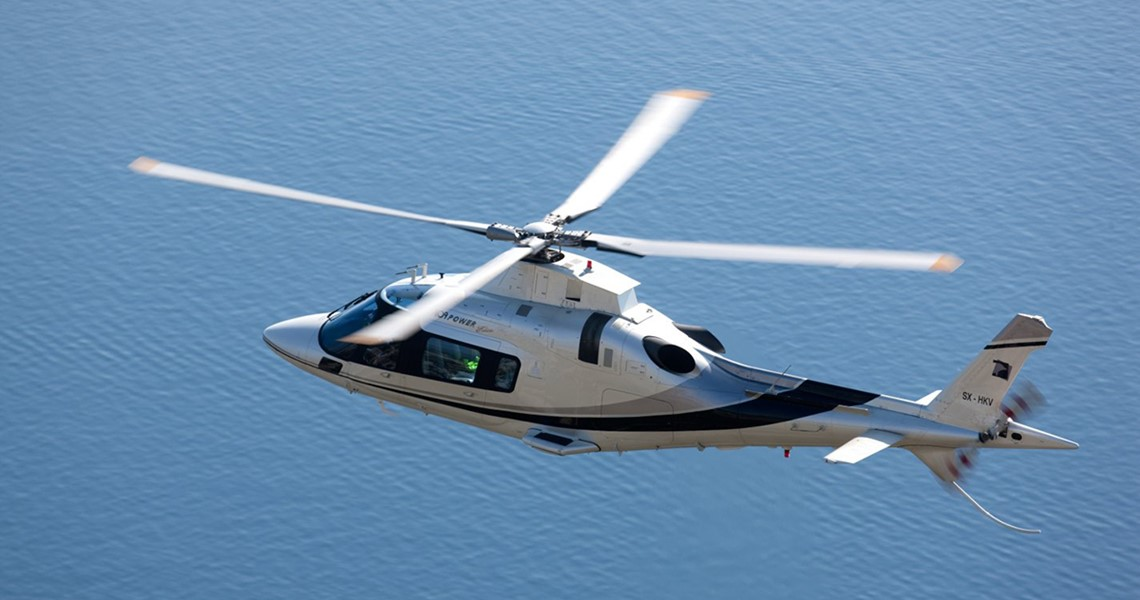 Helicopters Agusta A109 Power Elite