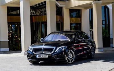 Mersedes-Benz S500