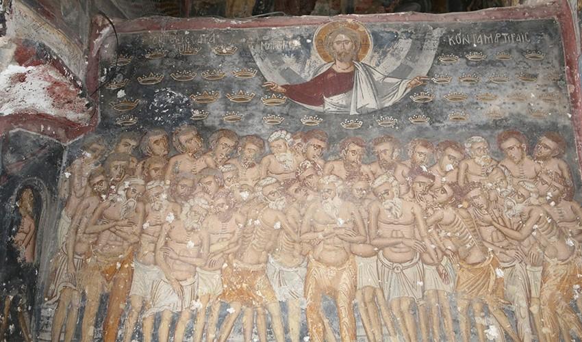 Монастырь Св. Иоанна Богослова. Патмос