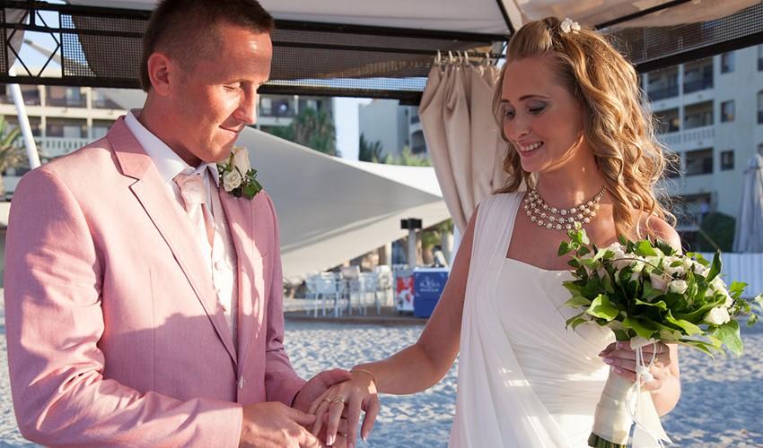 Oфициальное бракосочетание в Греции на острове Крит
