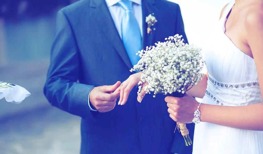 Oфициальное бракосочетание в Греции на полуострове Халкидики