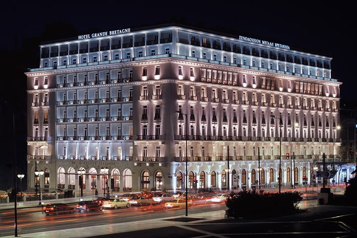 Hotel Grande Bretagne, a Luxury Collection Hotel, Афины