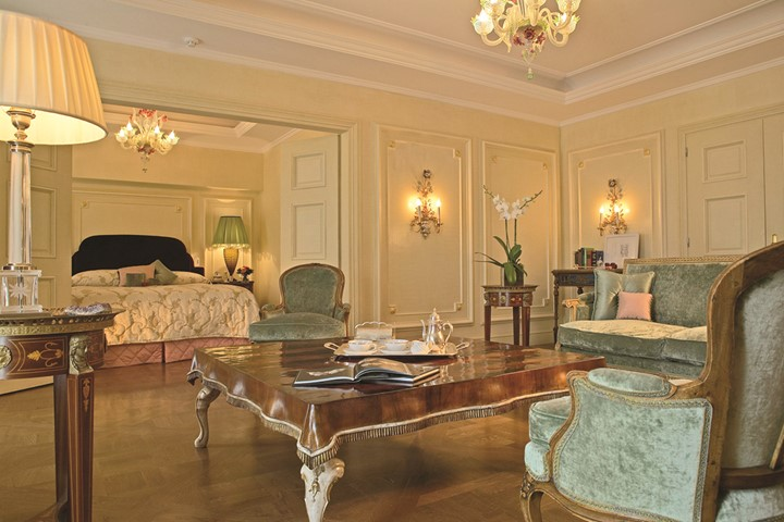 King George, a Luxury Collection Hotel, Athens, Афины