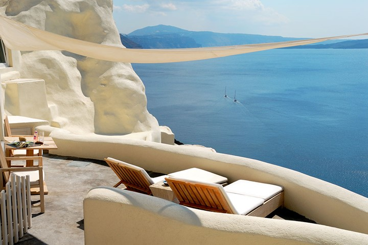 Mystique A Luxury Collection Hotel, Santorini