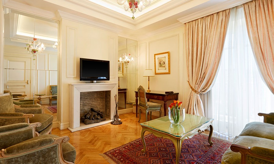 King George a Luxury Collection Hotel / Аттика