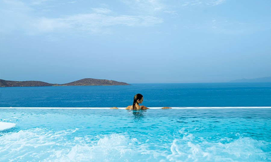 Porto elounda GOLF & SPA RESORT. Спа-центр Six Senses Spa