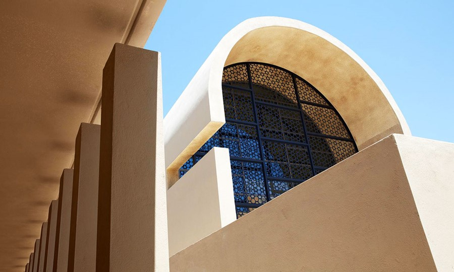 Domes Noruz Chania. Архитектура