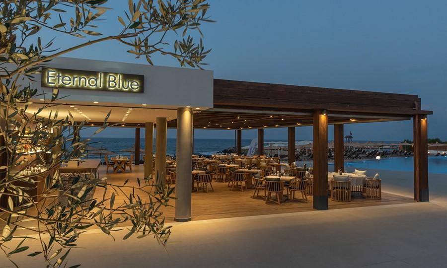 Nana Princess. Ресторан Eternal Blue