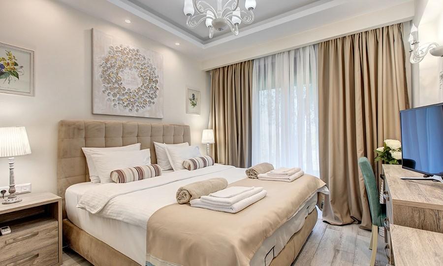 Дополнительная спальня 1-й этаж