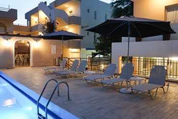 Dioni Hotel, Крит