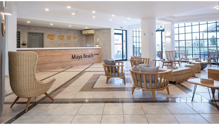 Maya Beach Hotel, Крит