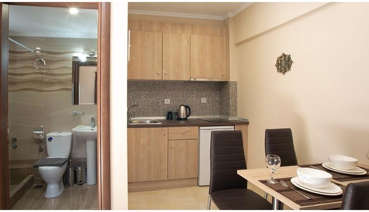Valery Apartments, Халкидики