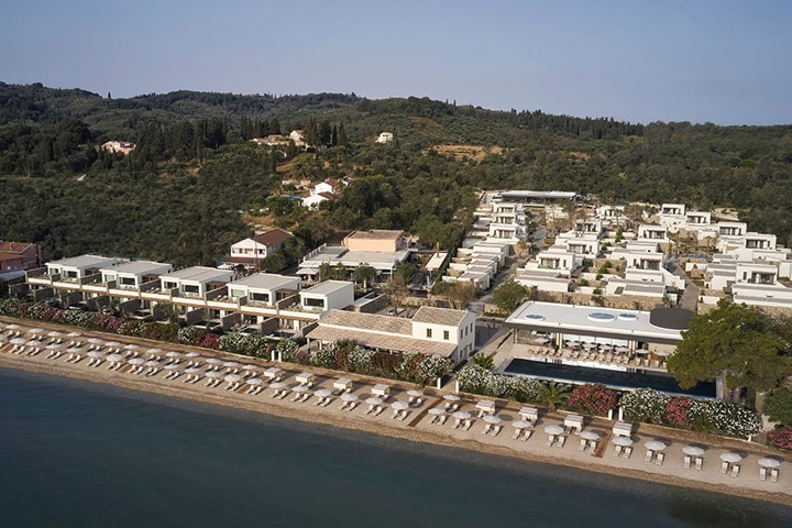 The Olivar Suites, Корфу
