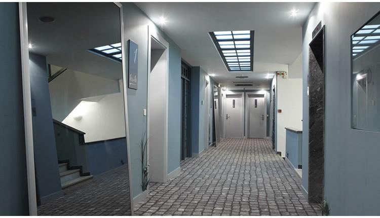 City Hotel, Салоники
