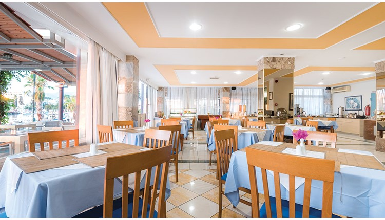Kosta Palace Hotel, Кос