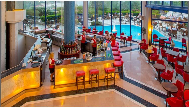 Kresten Palace Hotel, Родос