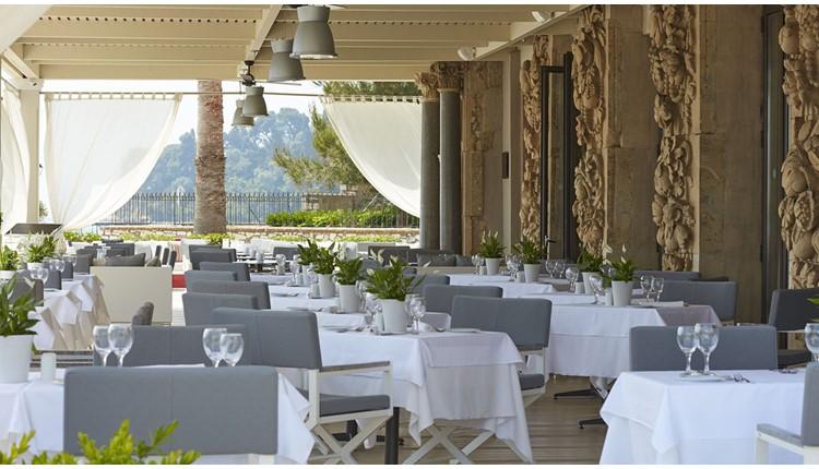 Mayor Mon Repos Palace Art Hotel, Корфу
