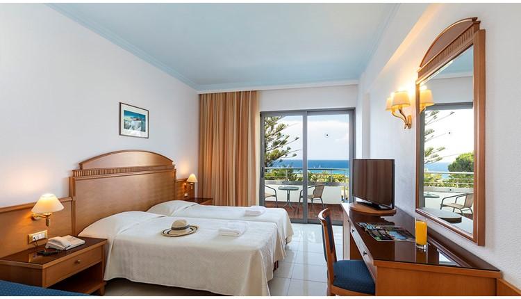 Blue Horizon Palm Beach Hotel and Bungalows, Родос
