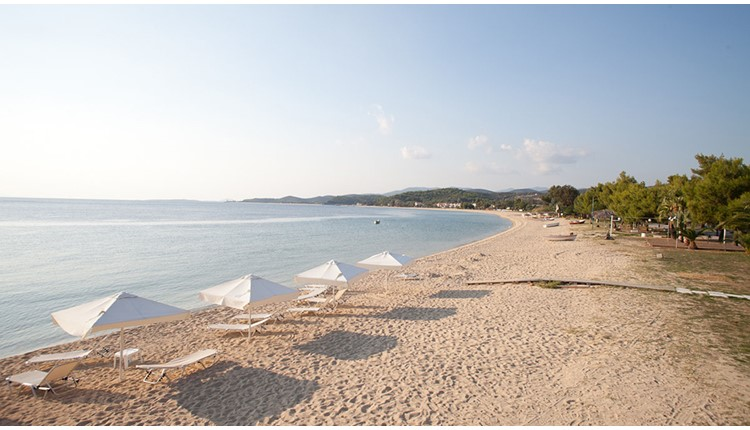 Toroni Blue Sea, Халкидики