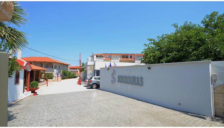 Sousouras Hotel & Bungalows, Халкидики