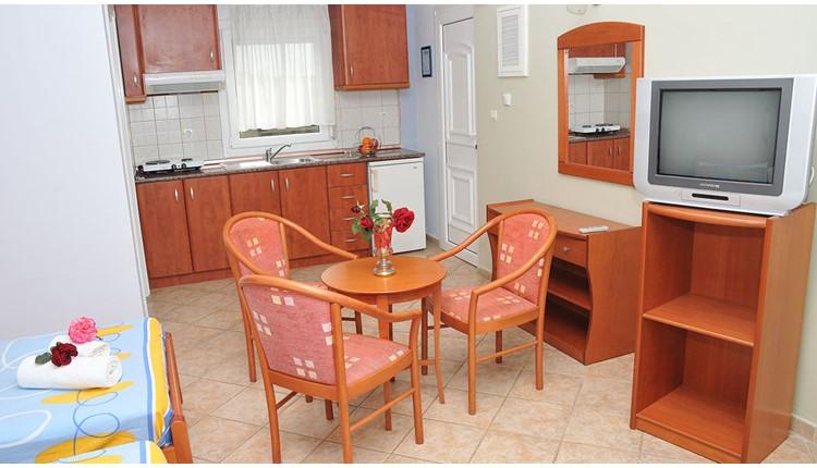 Oceanis Apartment, Халкидики
